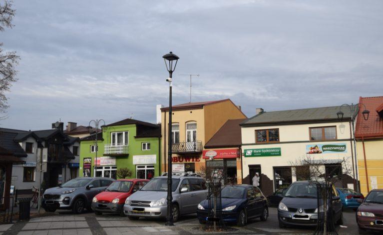 Oświetlenie i monitoring w Mstowie