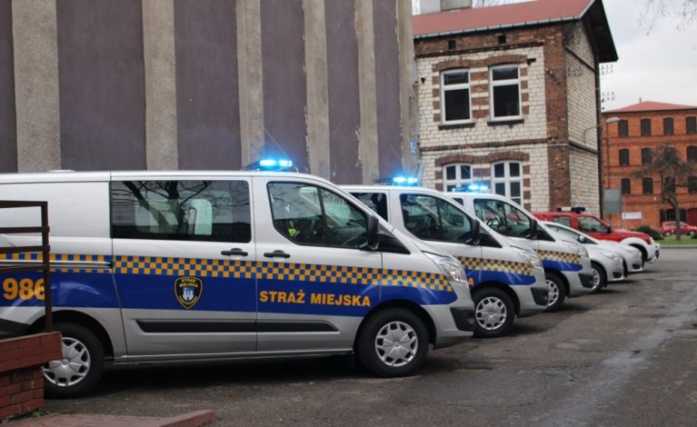 Strażnicy miejscy ujęli ekshibicjonistę
