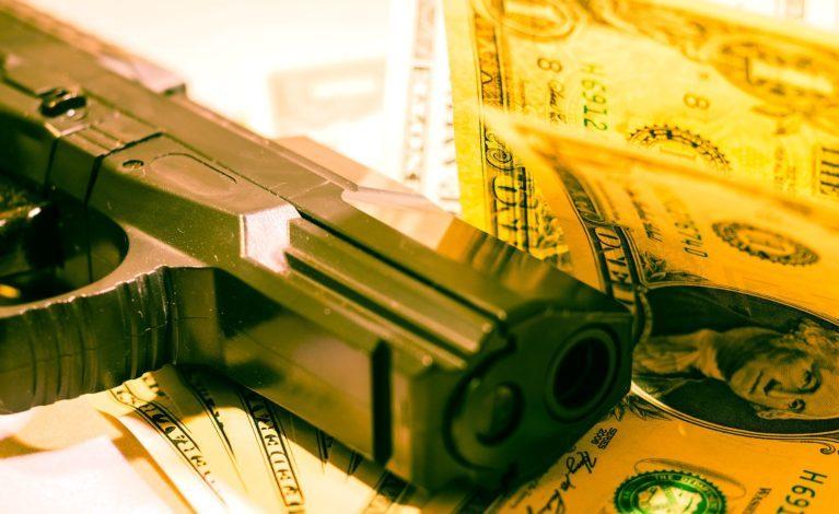Twierdził, że napadł na banki, bo… denerwowała go żona