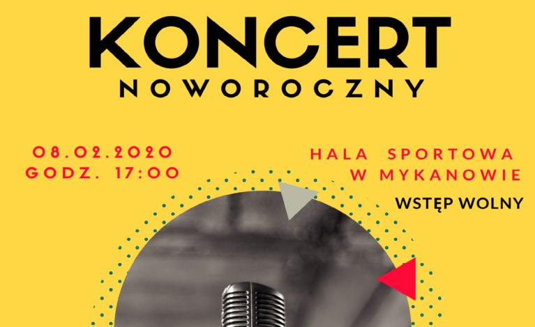 Koncert Noworoczny w Mykanowie