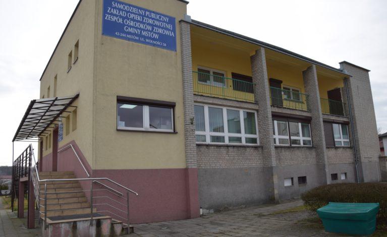 Kasa na rozbudowę Ośrodka Zdrowia