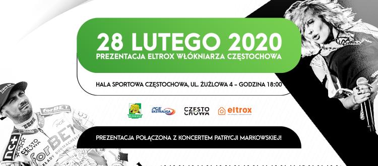 Prezentacja Eltrox Włókniarza Częstochowa już jutro!