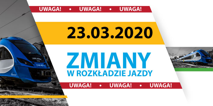Koleje Śląskie: drugi etap ograniczeń