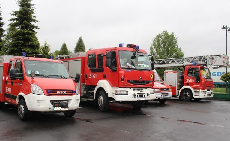 Biznes strażaków pod lupą prokuratury
