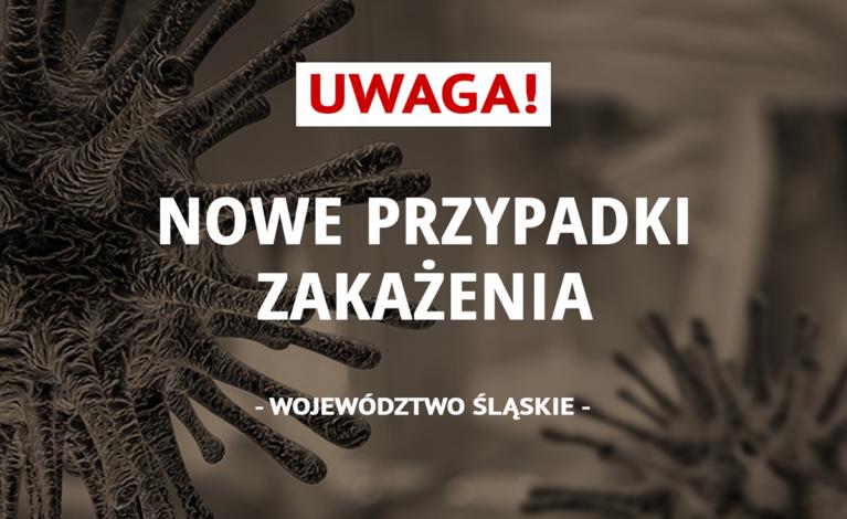 Kolejny zarażony w powiecie lublinieckim