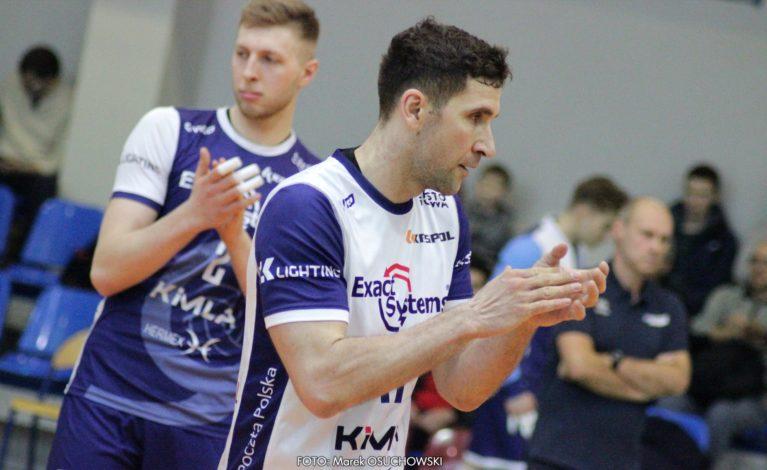 Marcin Kryś: Jestem rozczarowany brakiem awansu do fazy play-off