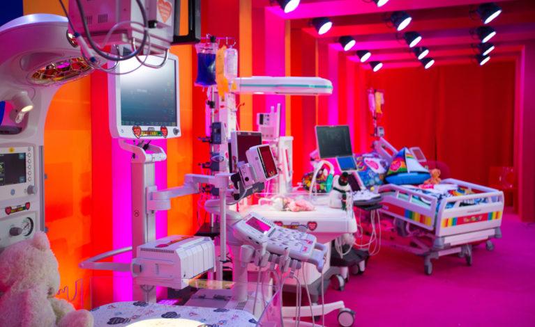 37 respiratorów od WOŚP dla polskich szpitali