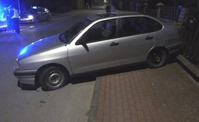 """Po pijanemu wsiadł za kierownicę. Twierdził, że """"obowiązuje przepisy to przesada"""""""