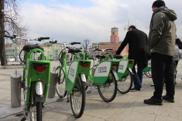 Na miejskie rowery musimy jeszcze poczekać