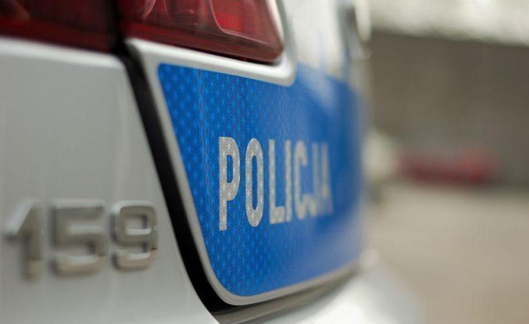 Policyjny pościg w Lisowie