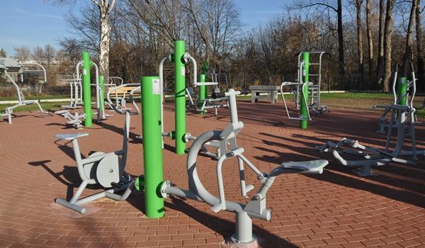 Będą nowe place rekreacji ruchowej i zabaw