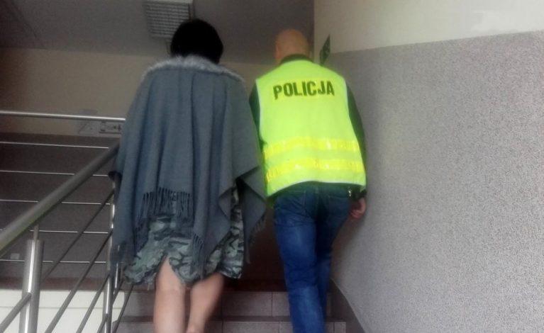 Plantatorka aresztowana. W wynajmowanym domu hodowała marihuanę