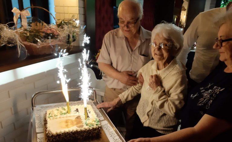 Mieszkanka Blachowni skończyła 100 lat