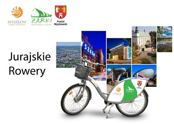 Z Myszkowa do Żarek dojedziemy rowerem