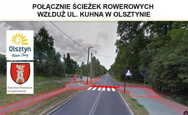 W Olsztynie powstanie interaktywne przejście dla pieszych