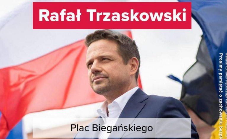 Kandydat na prezydenta w Częstochowie
