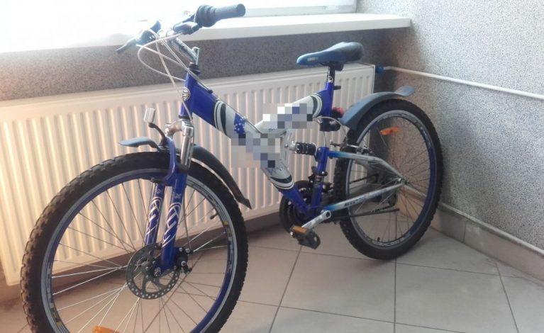 Policjanci poszukują właściciela roweru