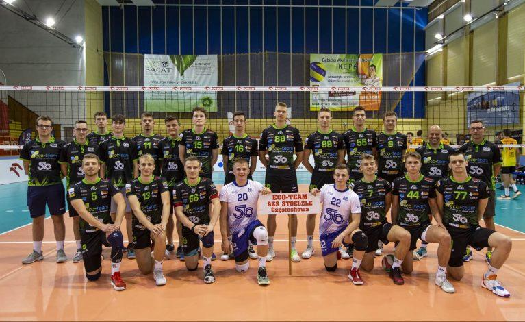 Eco-Team AZS Stoelzle. Tuż za podium mistrzostw Polski