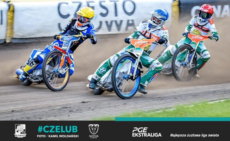Eltrox Włókniarz Częstochowa przegrywa z Motorem Lublin