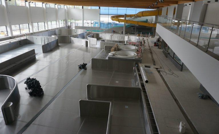 Częstochowski aquapark prawie gotowy