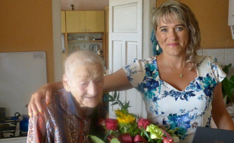 Skończyła 101 lat!