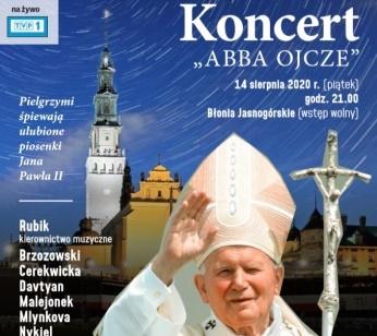 Koncert dla pielgrzymów