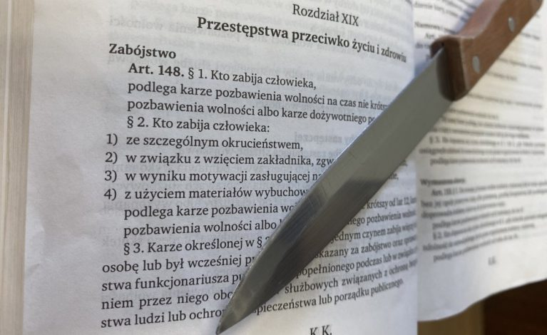 Nożownik z Konradowa został aresztowany