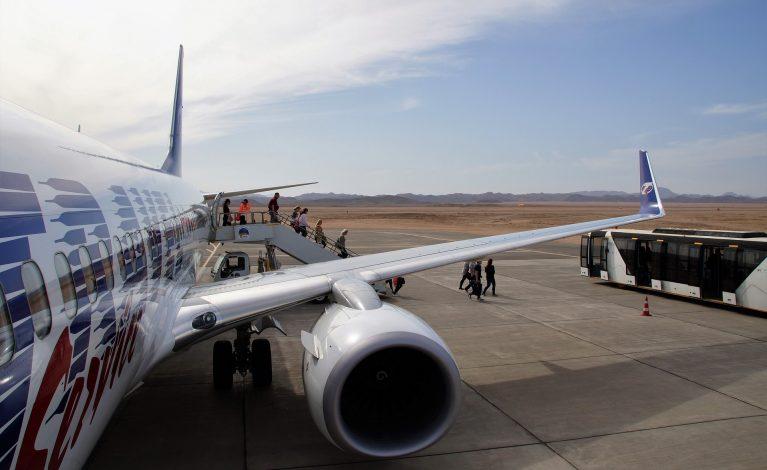 Zakaz połączeń lotniczych do 44 krajów