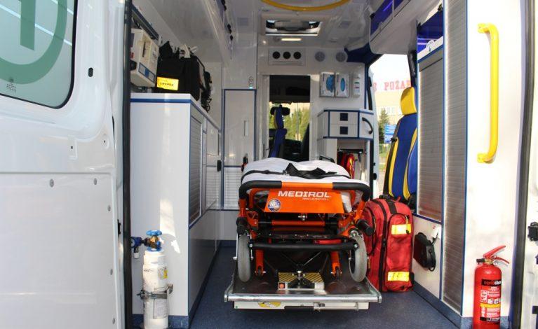 System ratownictwa medycznego sparaliżowany. W szpitalu miejskim brakuje miejsc