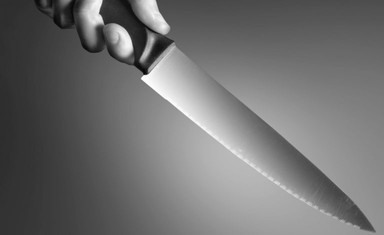 Zabiła męża kuchennym nożem