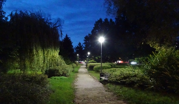 Nowe, energooszczędne oświetlenie