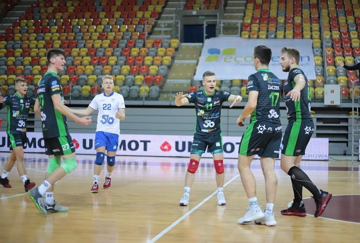 Piąte z rzędu zwycięstwo Eco-Team AZS Stoelzle Częstochowa