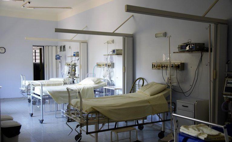 Szpital tymczasowy w MCK będzie gotowy w przyszłym tygodniu