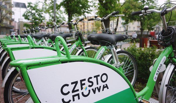 Koniec sezonu rowerowego w Częstochowie