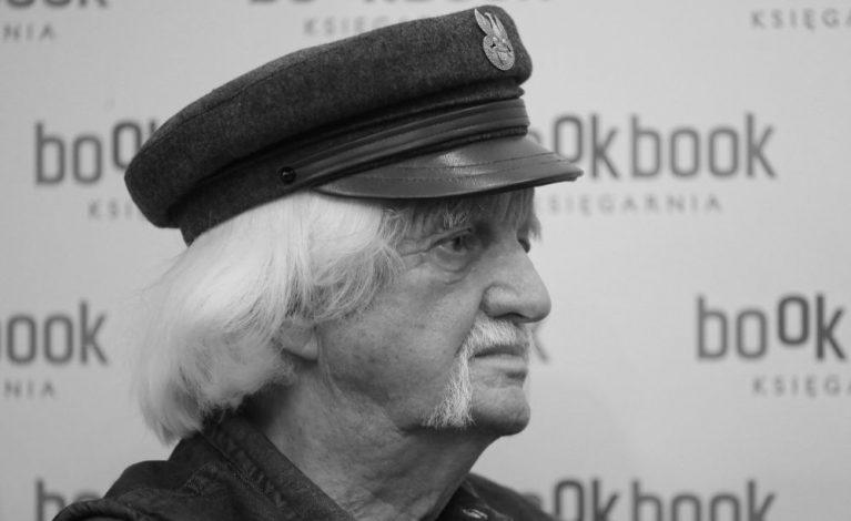 Nie żyje Henryk Jerzy Chmielewski, słynny Papcio Chmiel