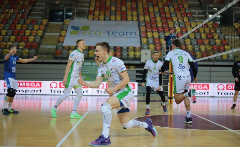Eco-Team AZS Stoelzle Częstochowa. Wyszarpane zwycięstwo z TKS-em Tychy