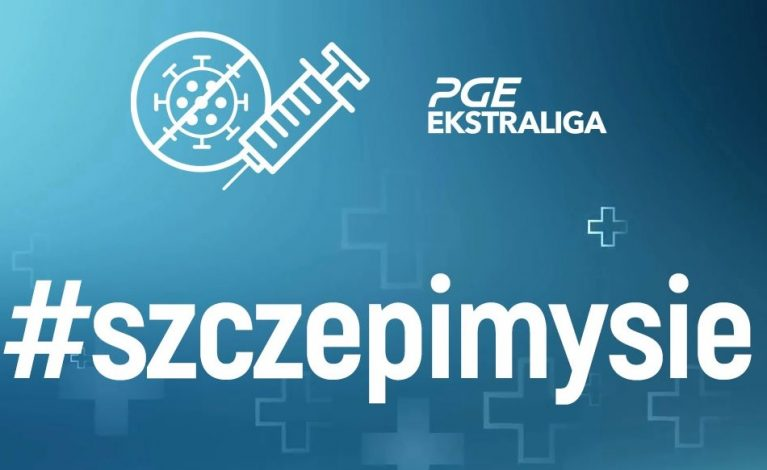 PGE Ekstraliga. Kluby włączają się w akcję #SzczepimySię