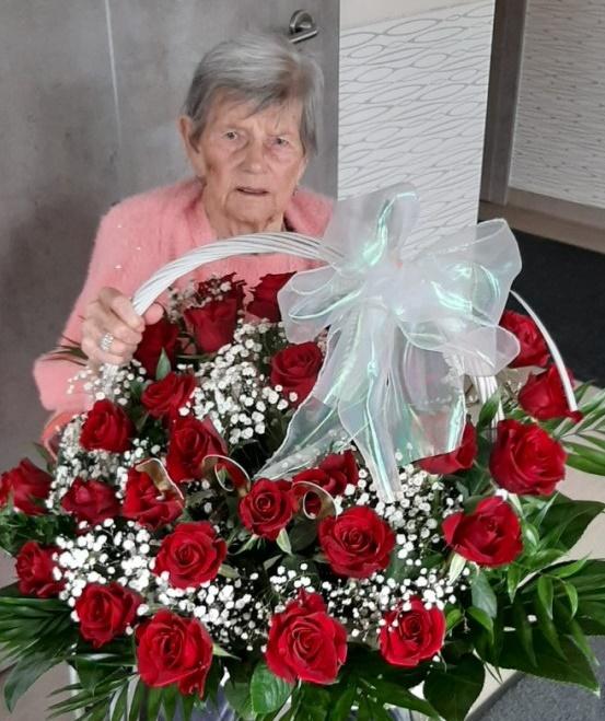 Pani Regina skończyła sto lat!