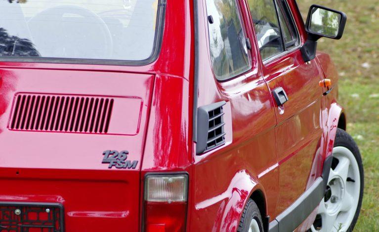Kultowy Fiat 126p powróci w wersji elektrycznej?