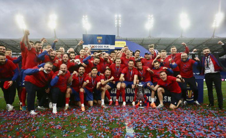 Raków Częstochowa z Pucharem Polski!