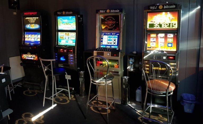 Zabezpieczyli sześć nielegalnych automatów do gier