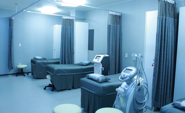 Szpital tymczasowy w naszym województwie wkrótce zostanie zamknięty