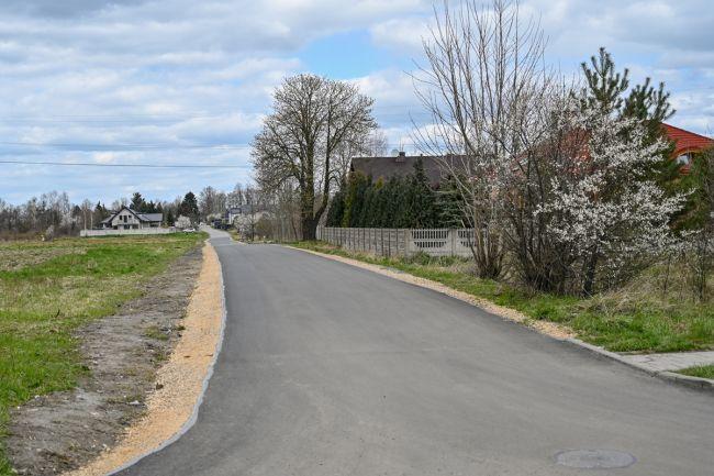 Ulica Polna wyremontowana