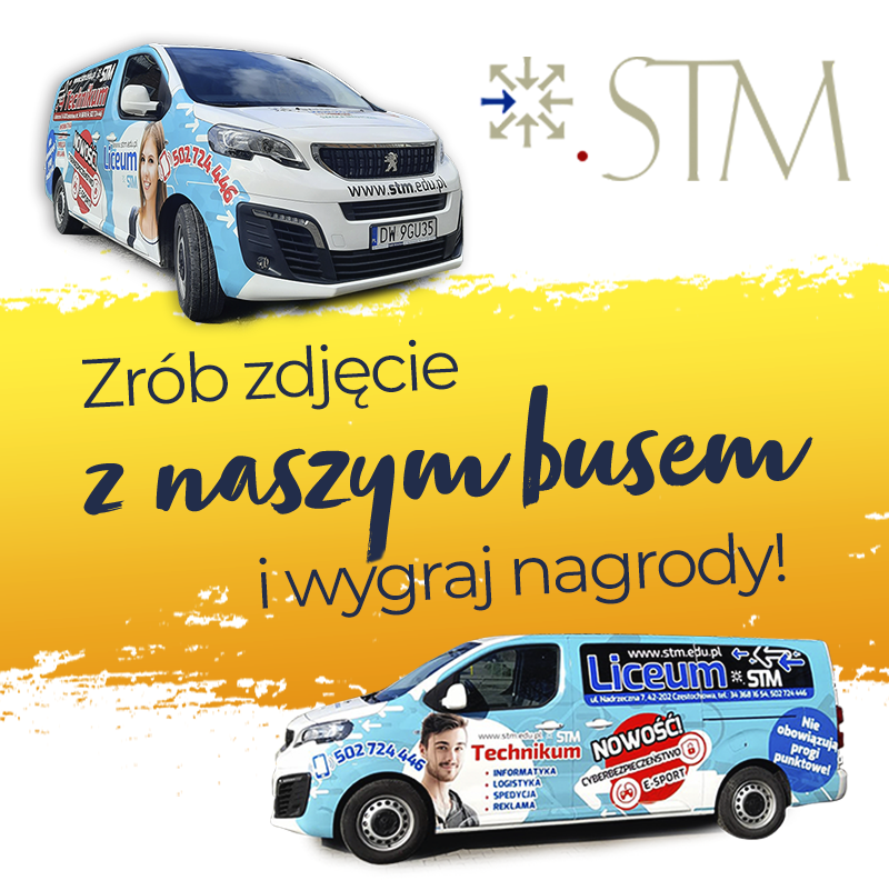 Konkurs STM
