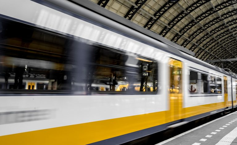 Pełne obłożenie w pociągach