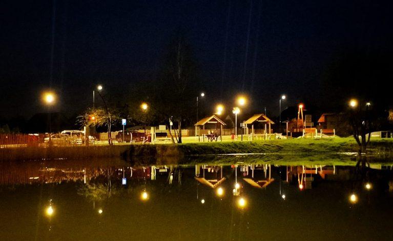 Nowoczesne oświetlenie w gminie Olsztyn