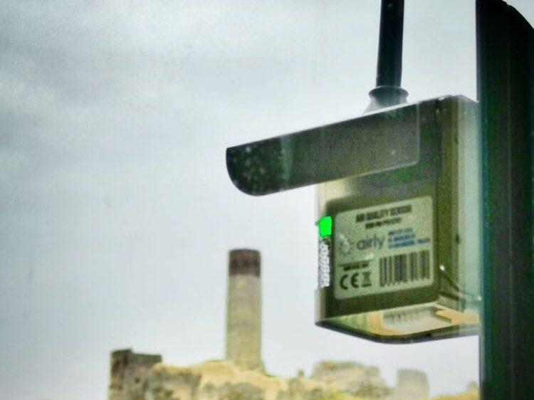 Nowoczesne czujniki powietrza w Olsztynie