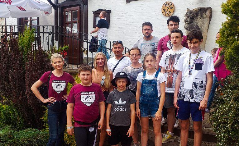 Młodzi zawodnicy z Quick Shot Kickboxing rywalizowali w Bałtowie