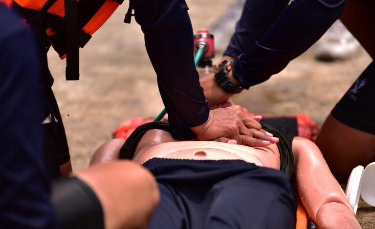 Zaatakował ratownika medycznego