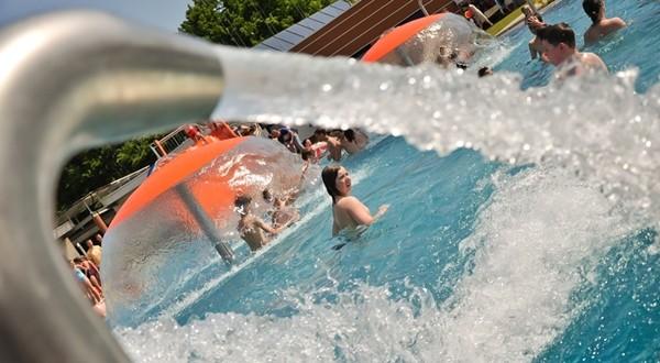 Letnia pływalnia otwarta od soboty